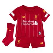 Liverpool Home Infant Kit 2019-20 2-3 years