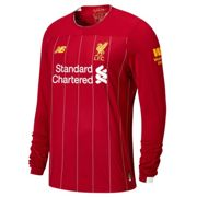 Liverpool Home Shirt 2019-20 - Long Sleeve XL