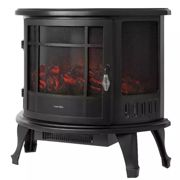 Log Effect Stove Fire by Warmlite