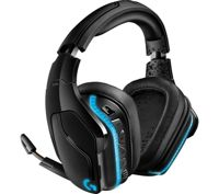 Logitech 981-000744 G935 Game console + PC/Gaming 7.1 channels 7.1 Surround Sound Binaural Head-band black,blue