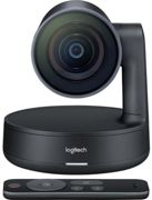 Logitech Rally Video Conferencing Camera Ultra-HD Video with RightSense™ Technologies