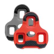 Look Keo Cleats - Grip Model - Black / 3 Bolt / 0° Float Black