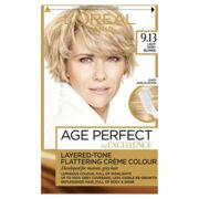 L'Oreal Excellence Age Perfect 9.13 Light Crème Blonde Hair Dye