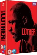 Luther - Series 1-3 (15) 6 Disc