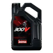 Maintenance and cleaning Motul 300v Fl Off Road 15w60 4l One Size