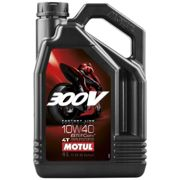 Maintenance and cleaning Motul 300v Fl Road Racing 10w40 4l One Size