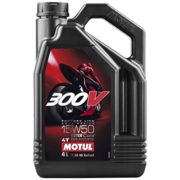 Maintenance and cleaning Motul 300v Fl Road Racing 15w50 4l One Size