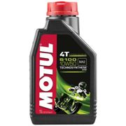 Maintenance and cleaning Motul 5100 10w50 4t 1l One Size