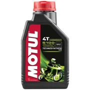 Maintenance and cleaning Motul 5100 15w50 4t 1l One Size