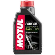 Maintenance and cleaning Motul Fork Oil Expert Heavy 20w 1l One Size