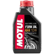 Maintenance and cleaning Motul Fork Oil Factory Line Medium 10w 1l