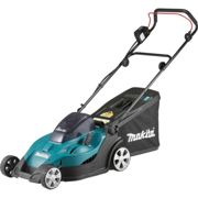 Makita DLM431 Twin 18v Cordless Rotary Lawnmower 430mm No Batteries No Charger