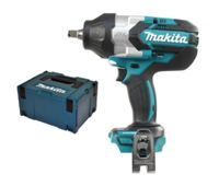 Makita DTW1002ZJ + MAKPAC 18V without battery and charger