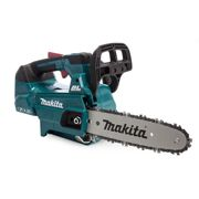Makita DUC256Z Twin 18V Top Handle Chainsaw 250mm (Body Only)