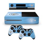 Manchester City Controller and Console Skin Bundle - Xbox One