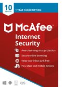McAfee Total Protection - 10 devices - 1-year Licence
