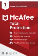 McAfee Total Protection 2021 Vollversion