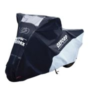 Oxford Rainex Motorcycle Cover, black, size M