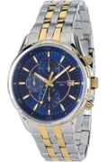 Mens Accurist London Chronograph Watch MB934N