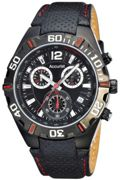 Mens Accurist London Chronograph Watch MS834BR