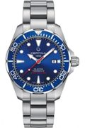 Mens Certina DS Action Diver Powermatic 80 Automatic Watch C0324071104100