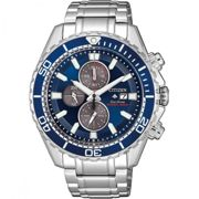 Mens Citizen Eco-drive Promaster Diver Stainless Steel Watch