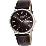 Mens Citizen Eco-drive Stainless Steel Watch
