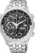 Mens Citizen Red Arrows World Time Chronograph Watch CA0080-54E