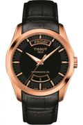 Mens Tissot Couturier Powermatic 80 Automatic Watch T0354073605101