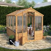 Mercia Traditional Greenhouse - 8 x 6ft