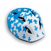 MET Buddy Kids Cycling Helmet - White / Blue Airplanes / Unisize White/Blue Airplanes Unisize