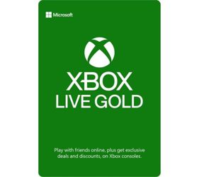 Pricehunter.co.uk - Price comparison & product search. Product image for  xbox live gold 12 month price
