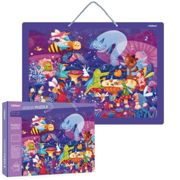 Mideer 500 Piece Jigsaw Puzzle/Wall Art - Captain Bears Costume Party