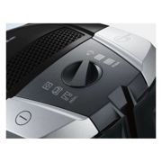 Miele Compact C2 Powerline Bagged Cylinder Vacuum Cleaner in Obsidian Black
