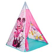Mickey & Minnie Mouse Minnie Mouse Teepee Play Tent