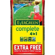 Miracle-Gro EverGreen Complete 360m2 + 10% Extra Free Lawn Food, Weed and Moss Killer