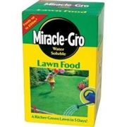 Miracle-Gro - Water Soluble Lawn Food - 1kg Carton
