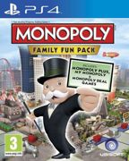 Monopoly Family Fun Pack (PS4) PS4