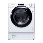Montpellier MIWD75 7.5/5kg 1400rpm Integrated Washer Dryer - White