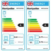 Montpellier 90cm Dual Fuel Range Cooker Stainless Steel - Twin Cavity