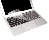 Moshi Clearguard keyboard cover for MacBook, all MacBook Pro and Retina, MacBook Air 13 EU layout - 99MO021903