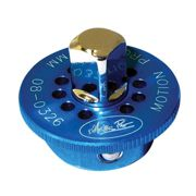 Motion Pro T-6 Combo Lever Adapter Tyre Tool - Blue 32mm