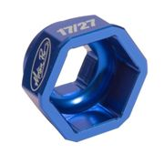 Motion Pro T-6 Combo Lever Hex Adapter Tyre Tool - Blue 32/22mm