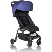Mountain Buggy Nano Pushchair Blue