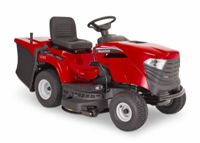 Mountfield 1638H Twin-Cylinder Rear Collect Lawn Tractor