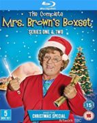 Mrs Brown`s Boys - Series 1-2 Complete