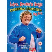 Mrs Brown's Boys: Christmas Cracker'd Collection (DVD)