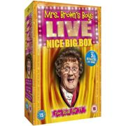 Mrs Browns Boys Live Tour Collection - DVD