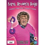 Mrs Brown's Boys: Mammy's Tickled Pink/Mammy's Gamble (DVD)