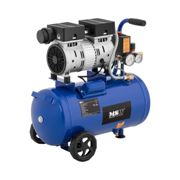 MSW Oil-free Air Compressor - 24 L - 550 W